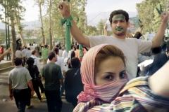 Green Revolution Iran 1