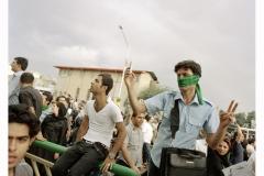 Green Revolution Iran Protest