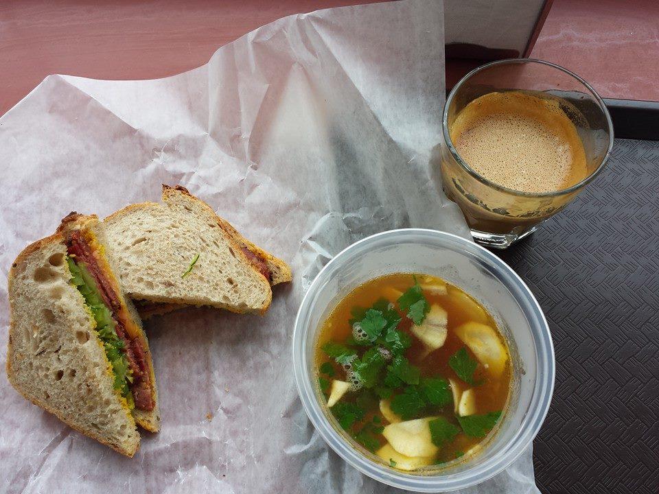 Sandwich Montreal