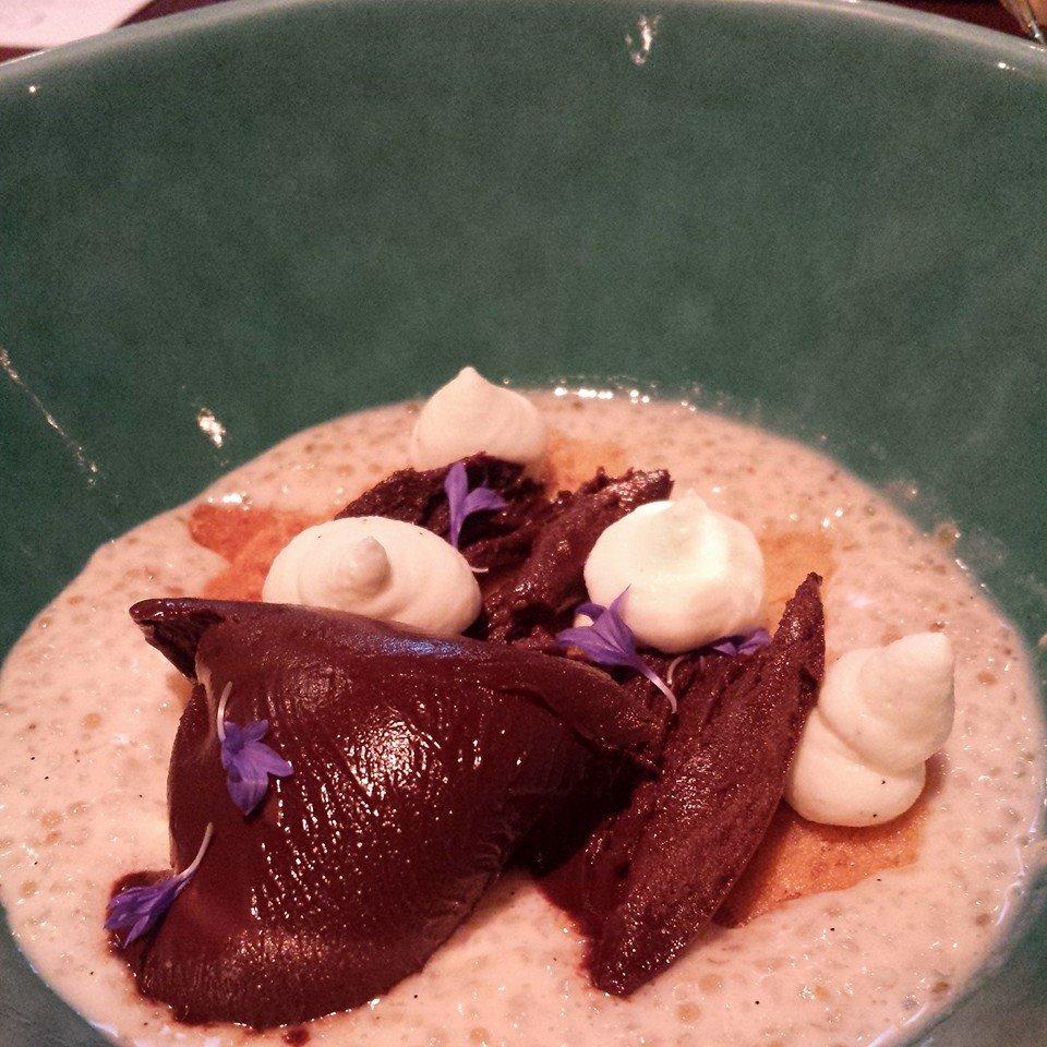 Croustillant de quinoa