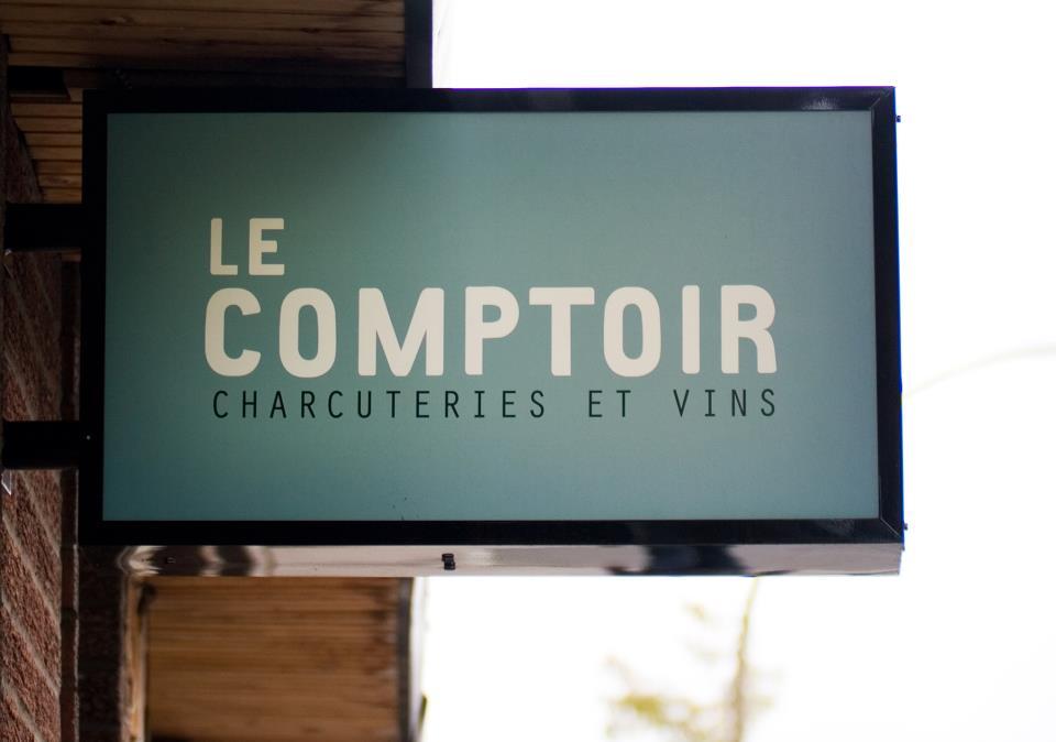 CP: page Facebook Le comptoir