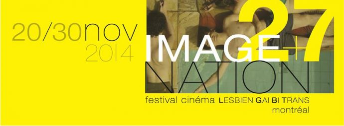 LGBT Gay Film Yellow Montreal Image+Nation