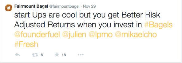 Bagels Montreal Fairmount Twitter