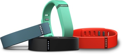 Fitbit Fashion Wearable Tech Blogger Teal Orange Black Blue