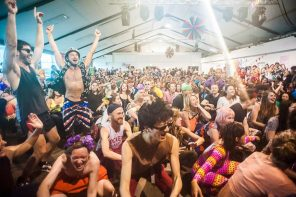 Morning Gloryville Montreal Dance Party