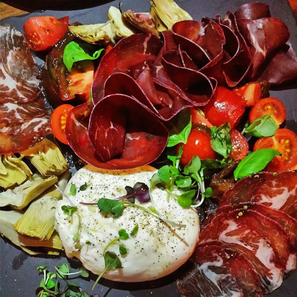 Mozzarella di bufala & co