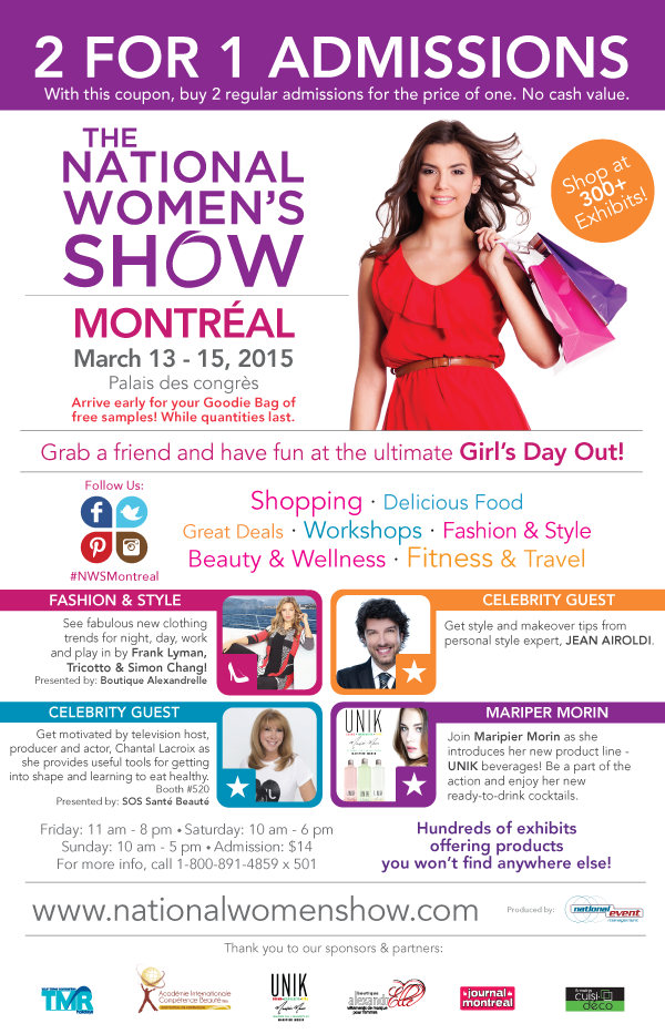 National Women's Show Montreal
