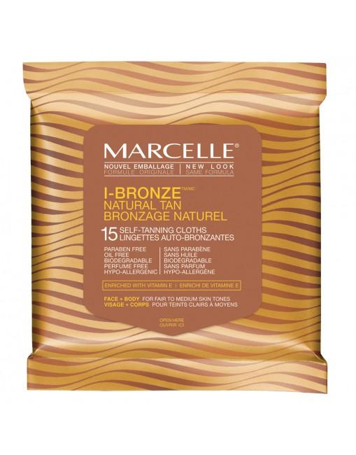 Lingettes I-Bronze