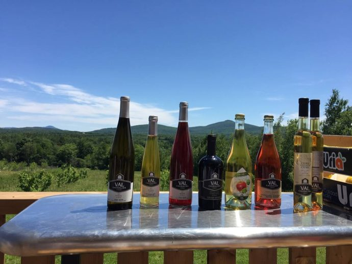 Quebec Vineyards Kava Tours Canadian Wine Makers