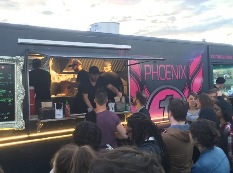 Phoenix 1 Food Truck First Fridays