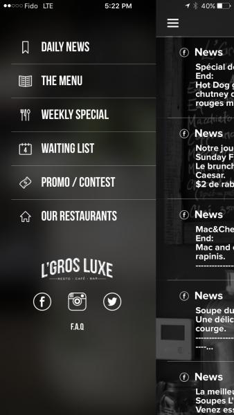 L'Gros Luxe App