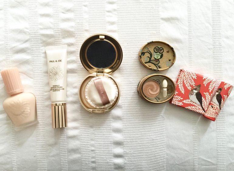 Paul&Joe Makeup Beauty Elegance Gold