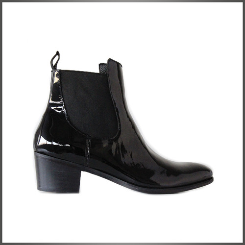 Cartel Fashionable Gift Ideas Black Boots Footwear Montreal Holiday