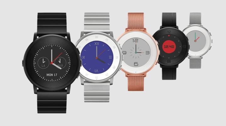 Peeble smart watch tech gift ideas