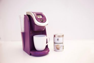 Keurig My K-cup & Terra Coffee Eco-Friendly & Sustainable Café