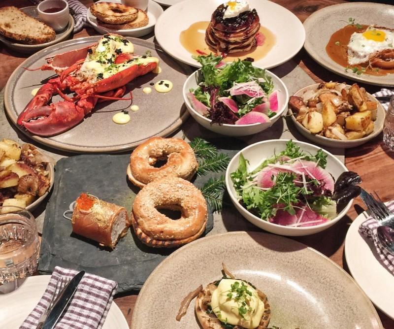 Soubois Montreal Brunch Restaurants
