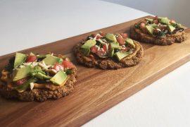 Gluten-Free Vegan PizzaMontreal at home chef vegetarian recipe