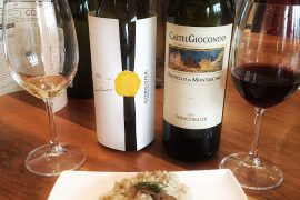 Toscana Gorgona Wine Montreal Review Tasting Pairing