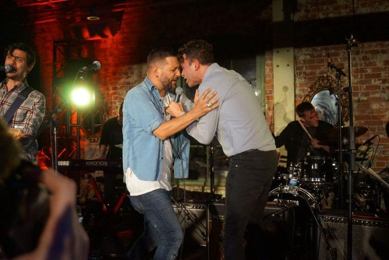 Olé Playlist Live JUNOs Party Max Arkells Strombo