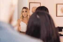 Bossing up the book Samantha Kris Montreal Entrepreneur